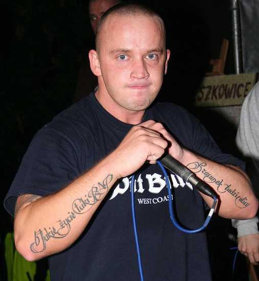 Tattoo Po Wew Stronie Ramieniaprzedramienia Forum Sfd