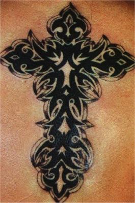 Tatuaz Krzyż Forum Sfd