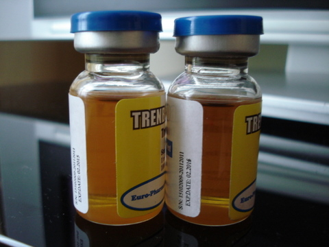 trenbolone pmp