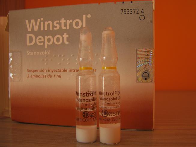 winstrol depot zambon precio
